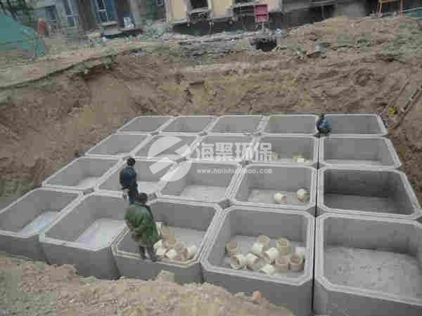 水泥预制化粪池厂家