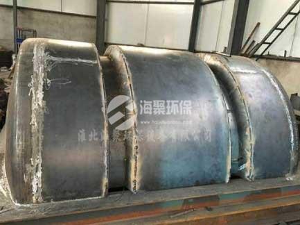 成品化粪池钢制模具