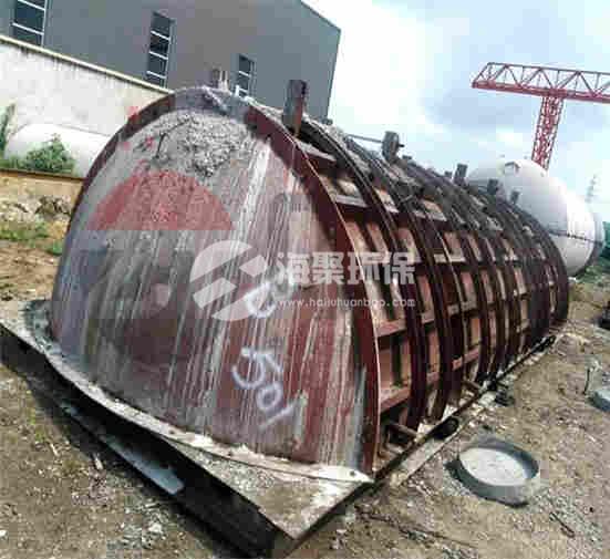 河南省:整体水泥化粪池模具价格