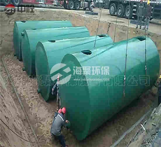 河北化粪池厂家:农村家