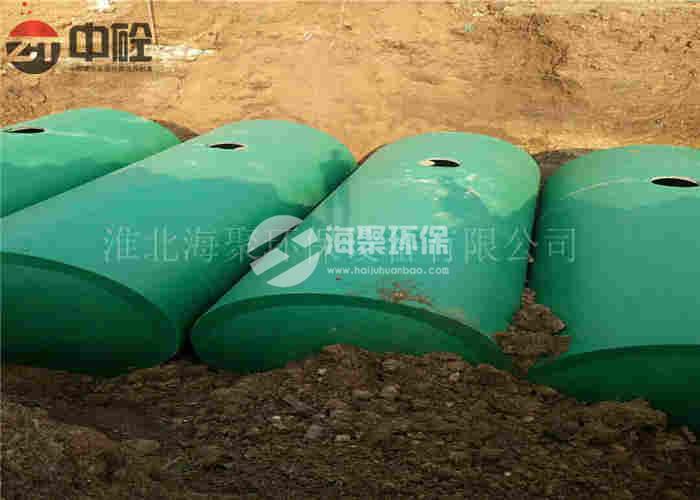 【兰州化粪池价格】兰州厂家一次成型水泥化粪池价格