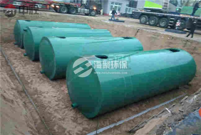 【淄博化粪池价格】淄博一次成型水泥化粪池厂家价格