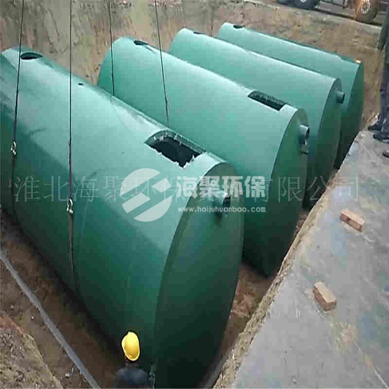 【济宁市化粪池价格】济宁市6立方罐式水泥化粪池厂家