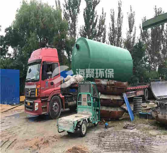 贵州化粪池价格:玻璃钢化粪池生产厂家 价格面议