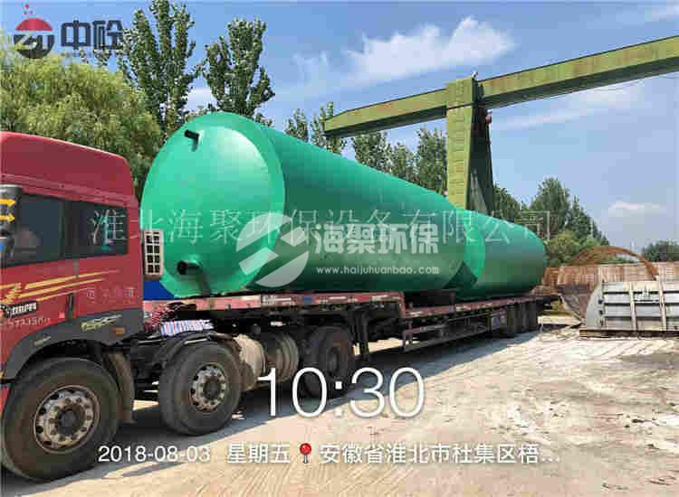 淮北烈山凤凰社区工程案例
