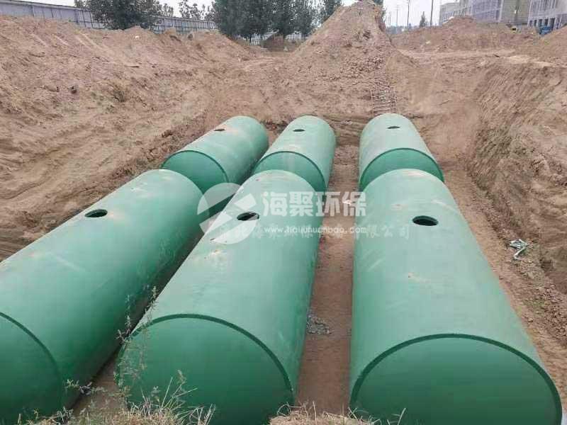 【山东化粪池价格】山东厂家一次成型水泥化粪池价格